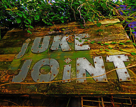 Louie's Juke Joint in New Orleans by Louis Maistros