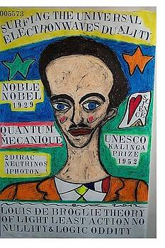 Louis De Broglie Theory Of Light Least Action No Nullity And Logic Oddity by Francesco Martin