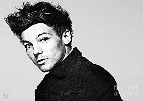 Louis Tomlinson by The DigArtisT