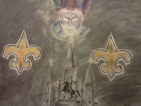 Louisiana at its best by Crystal Webb