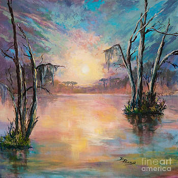 Louisiana Sunset by Dianne Parks