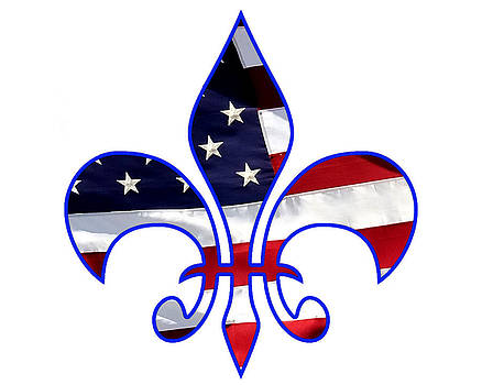 Louisiana USA by Cecil Fuselier