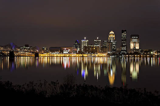 Louisville Lights by Heather Reeder