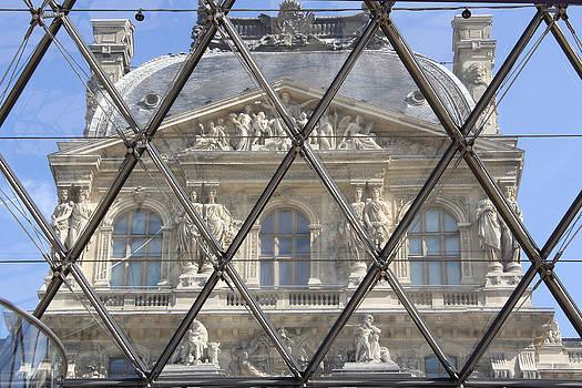 Adrienne Franklin - Louvre