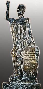 Gregory Dyer - Louvre Death