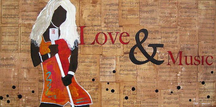 Love and Music by Gino Savarino