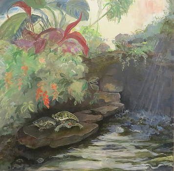 Love at the Conservatory by Terri Messinger