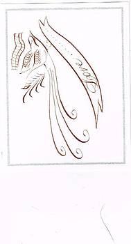 Love Bird by Valerie VanOrden