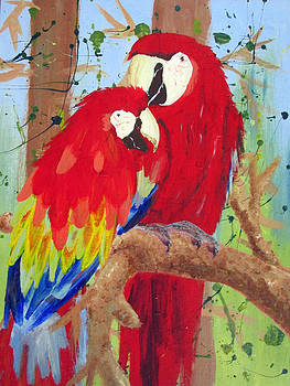 Love Birds by Caitlin Mitchell
