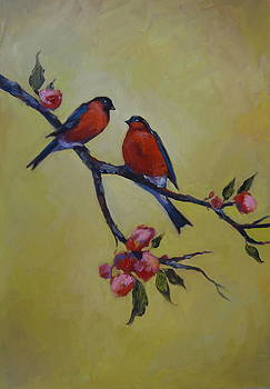 Love Birds by Kelley Smith