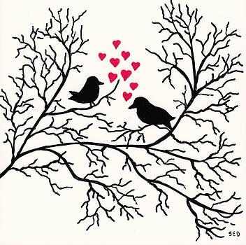 Love Birds by Sara Davenport