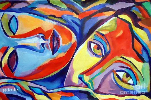 Love bond by Helena Wierzbicki