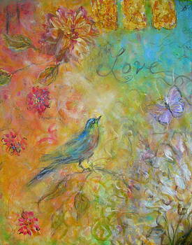 Love by Bonnie Bardos