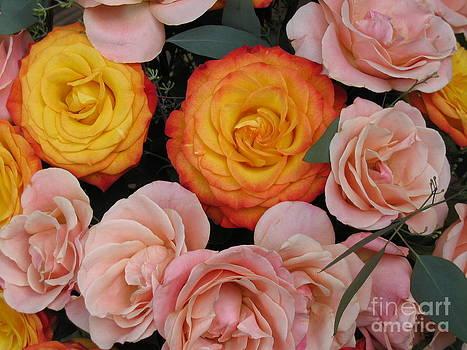 Love Bouquet by HEVi FineArt