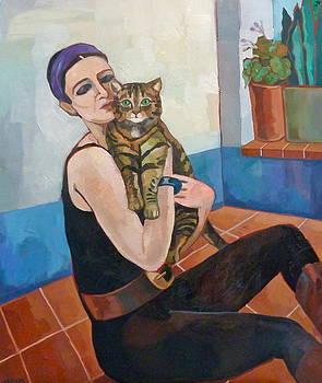 Love by Carmen Stanescu Kutzelnig