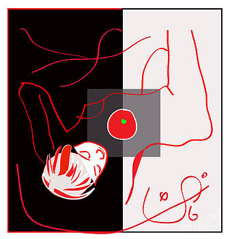 Love Dreams in black..red..white..888 by Frank  Gulsftream