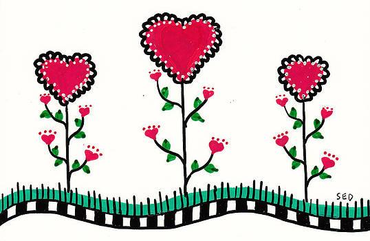 Love Grows by Sara Davenport