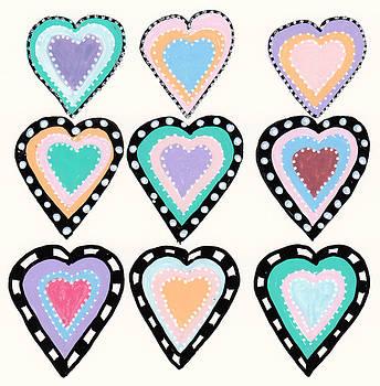Love Has Many Colors by Sara Davenport