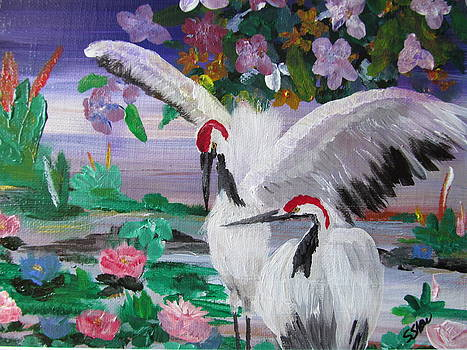 Love in Blossom by Susan Voidets