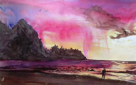 Love in with Nature by Ashwini Tatkar