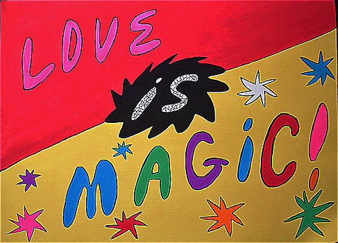 Love Is Magic by Charles Spillar