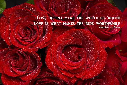 James BO  Insogna - Love Is What Makes The Ride Worthwhile