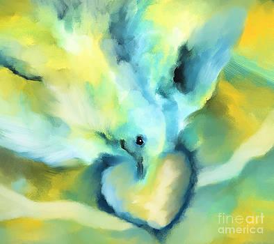 Love Messenger by Hilda Lechuga