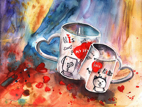 Miki De Goodaboom - Love Mugs