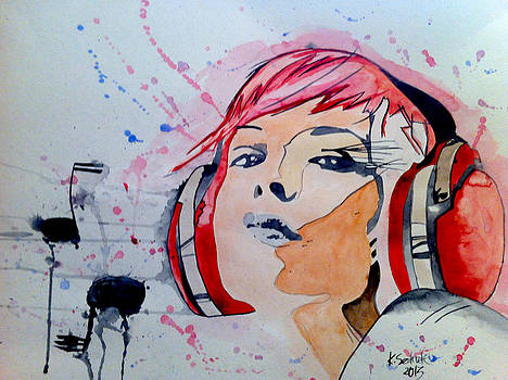 Love music by Kristine Sedmale