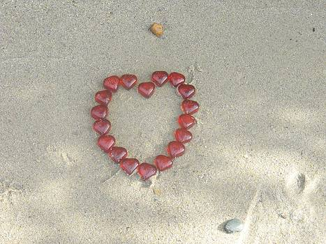 Love On The Sand by Lisa Gifford