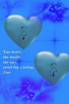 Love on Valentine's Day by Angel Jesus De la Fuente