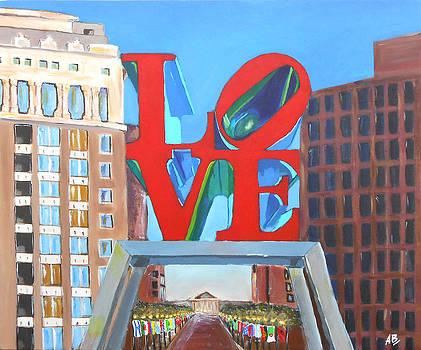 Love Park by Anwar Braxton
