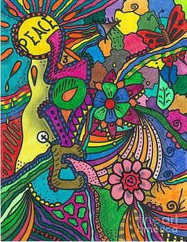 Love by Peace Gypsy