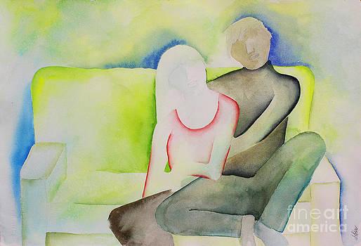 Sofa by Shannan Peters