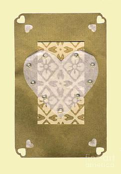 Ellen Miffitt - Love Series Collage - Heart 11