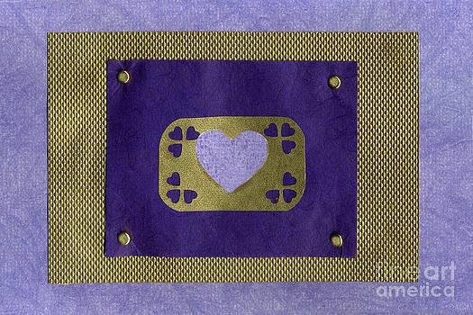 Ellen Miffitt - Love Series Collage - Heart 4