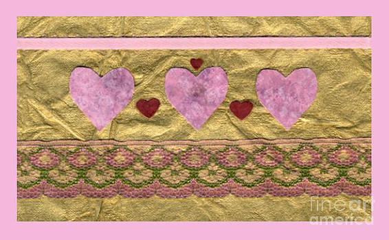 Ellen Miffitt - Love Series Collage - Heart 10