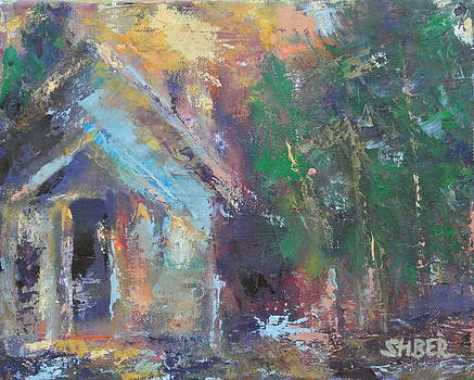 Love Shack by Kathy Stiber