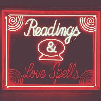 Love Spells by Courtney Jines