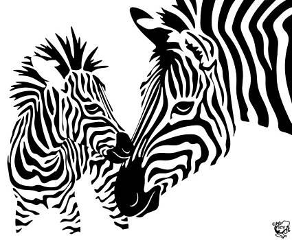 Love Stripes by Stephen Kinsey