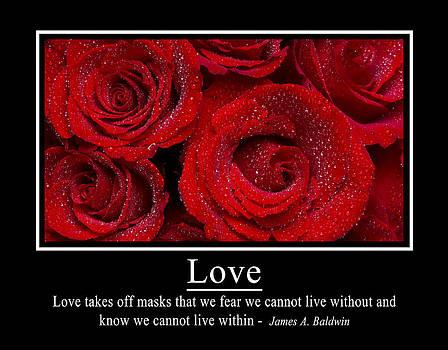 James BO  Insogna - Love Takes Off Masks
