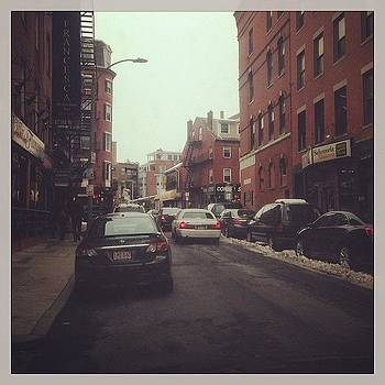Love The City, Esp The North End by Priscilla Vecchio