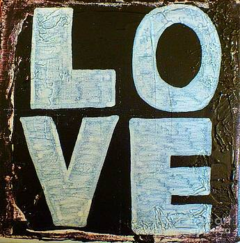 Love by Una  Miller