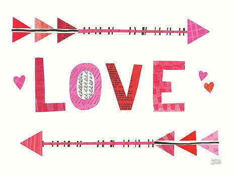 Love Words Iii by Melissa Averinos