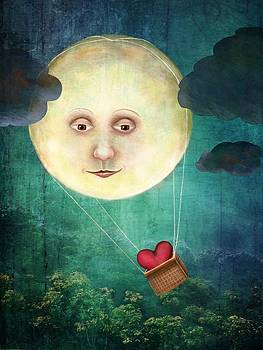 Love you to the Moon by Catherine Swenson