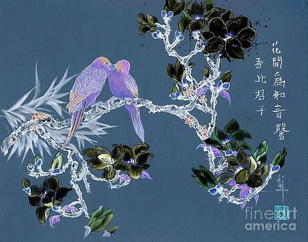 LINDA SMITH - Lovebirds