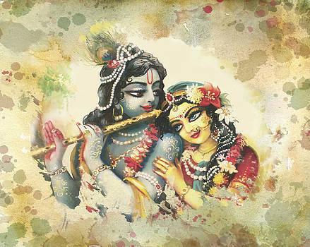 Lovely Couple 2 by Lila Shravani