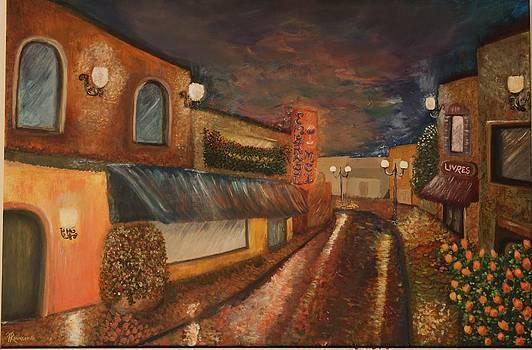 Lovely Night by Tami Rounsaville