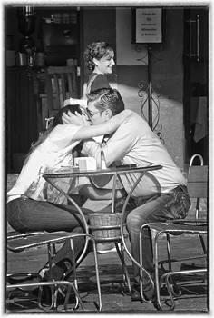 Lovers  by Barry Weiss