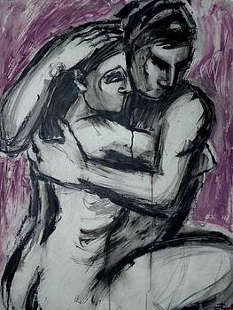 Lovers - Devotion by Carmen Tyrrell